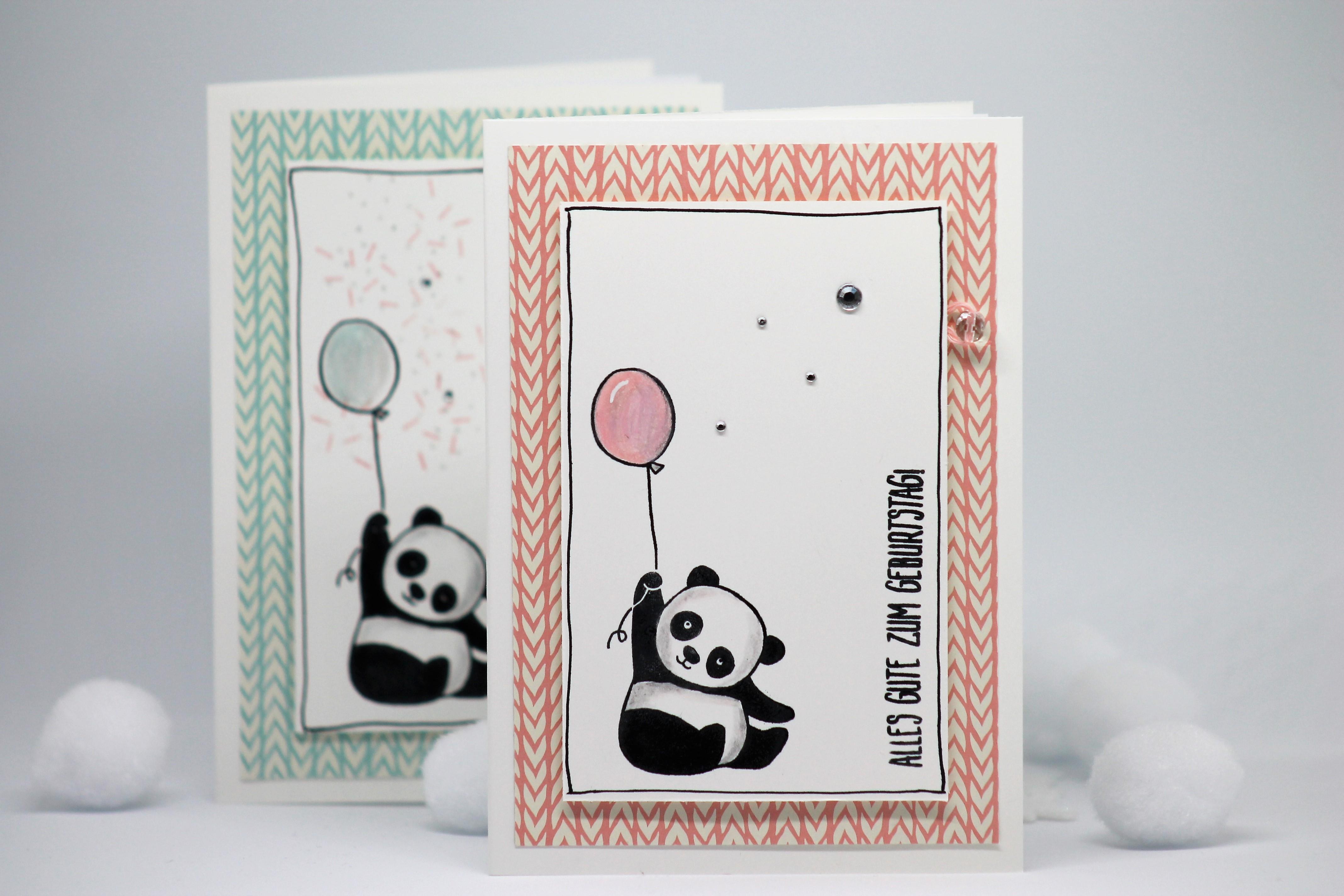 Die Pandas sind los